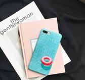 [24hr-現貨快出] iphone 6S 7plus 創意 個性 情侶 矽膠 全包 女款 軟殼 潮