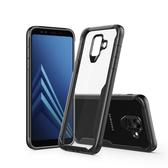 三星 A6+ PLUS 2018版 手機殼 簡約 創意 透明 保護殼 個性 矽膠 軟邊 硬殼 四角 包覆 防摔套