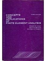 二手書博民逛書店 《Concepts and Applications of Finite Element Analysis》 R2Y ISBN:0471503193│RobertD.Cook