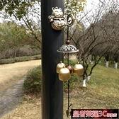 掛鈴 招財貓掛件手工門鈴鐺日式系和風店鋪開業招財可愛磁吸掛飾銅風鈴