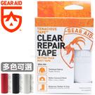 Gear Aid McNett Tenacious Tape修補貼片_多色 膠帶狀透明補丁/緊急修補包/修護片/戶外工具