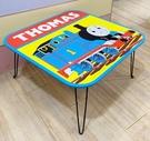 【震撼精品百貨】湯瑪士小火車_Thomas & Friends~湯瑪士~日本折疊桌子-藍*14089