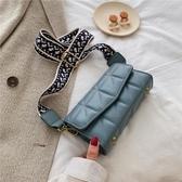 大氣寬帶小包包新款潮時尚百搭斜挎小方包簡約四季 『優尚良品』