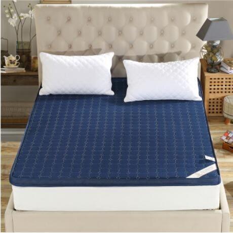 床墊記憶棉床墊1.5m1.8m加厚榻榻米褥子雙人1.2米宿舍可折疊海綿墊被