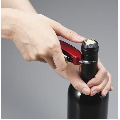 貝印酒紅三用開酒器 DH-7258