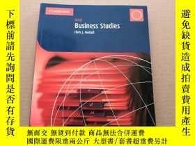 二手書博民逛書店Business罕見Studies:IGCSE (Cambrid
