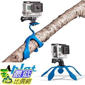 [106美國直購] Miggo MW SP-GOP BL 40 相機用章魚腳架 Carrying Strap, Black