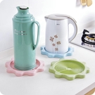 杯垫 熱水壺墊子防水隔熱墊家用通用暖水瓶底座瀝水盤子暖水壺托盤杯墊 城市科技
