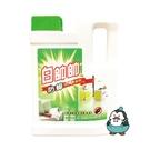 超商限購2罐 白帥帥 防蟑地板清潔劑 2000g/瓶