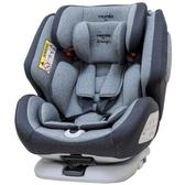 NANIA 納尼亞 納歐聯名 migo系列360度旋轉汽車安全座椅/汽座-灰色FB00370〔衛立兒生活館〕