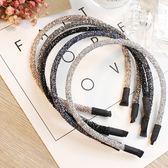 【NiNi Me】韓系髮飾  時尚奢華閃鑽髮箍 髮箍H9354