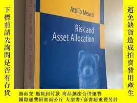 二手書博民逛書店Risk罕見and Asset Allocation 2005年