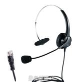 聲之訊XD600水晶頭座機電話耳麥話務員呼叫中心電銷客服外呼耳機·皇者榮耀3C旗艦店