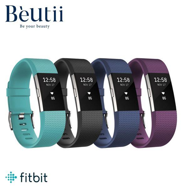 【限時降價】Fitbit Charge2 無線心率監測專業運動手環 S號 心跳 步數 睡眠偵測 公司貨 福利品