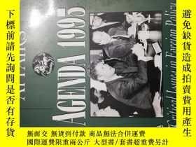 二手書博民逛書店Foreign罕見Affairs Agenda 1995: Critical Issues in Foreign