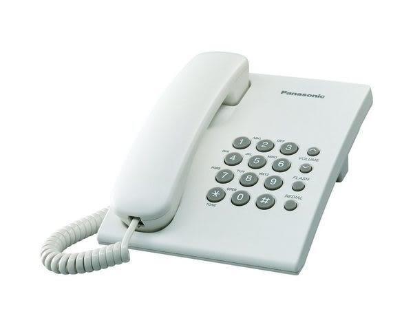 ★福利品★國際牌 Panasonic KX-TS500 / KX-TS500MX 家用有線電話 環保包裝 (6~7成新)