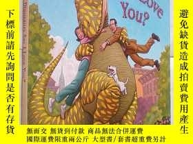 二手書博民逛書店How罕見Do Dinosaurs Say I Love You
