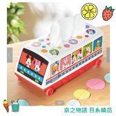 【京之物語】日本迪士尼面紙盒 面紙套 耐熱耐冷 迪士尼家族 (預購商品)