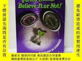 二手書博民逛書店Ripley罕見s Believe It Or Not!Y225
