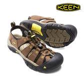 KEEN 織帶涼鞋Newport Hydro 1016285《男款》/ 城市綠洲 (水陸兩用、輕量、戶外休閒鞋、運動涼鞋)