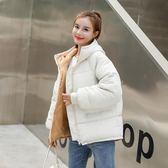 棉衣女2018新款韓版冬季學生面包服羽絨棉服加厚短款寬松棉襖外套