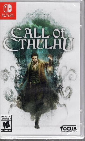 【玩樂小熊】Switch遊戲 NS 克蘇魯的呼喚 Call of Cthulhu 簡中文版