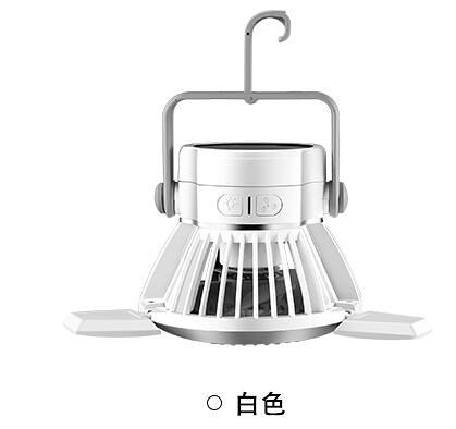 吊扇 多功能戶外小風扇便攜式台式桌面宿舍吊扇usb可充電迷你風扇