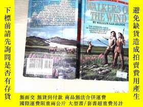 二手書博民逛書店WALKERS罕見OF THE WINDY253683
