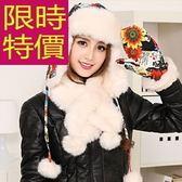 圍巾+毛帽+手套羊毛三件套-焦點質感禦寒韓風女配件3色63n20[巴黎精品]