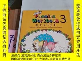 二手書博民逛書店Jolly罕見Phonics Workbook 3Y246305 見圖 見圖 ISBN:97818709465