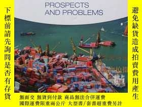 二手書博民逛書店globalization罕見prospects and pro
