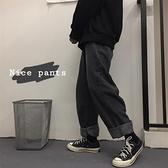 牛仔褲Koreastudios.韓國復古逼備百搭寬鬆闊腿老爹褲牛仔褲男女款 愛丫 交換禮物
