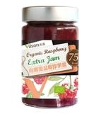 【米森 vilson】有機覆盆莓莓厚果醬(225g/罐)