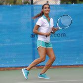 網球拍 全鋁練習訓練娛樂初學男女士單人成人網球拍