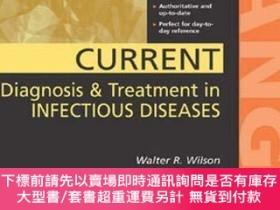 二手書博民逛書店Current罕見Diagnosis And Treatment In Infectious Diseases