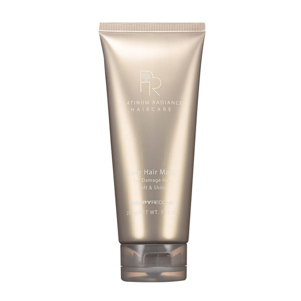 HAPPYRECOME 鉑金光燦髮膜 Platinum Radiance Luxe Hair Care Hair Mask 200g
