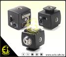 ES數位 Canon Nikon 通用型閃燈 熱靴 轉光觸發 PC同步 防預閃 減少紅眼 閃燈同步感應器 SYK5