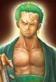 航海王肖像畫-索隆 /300P/Ensky/海賊王 One Piece/日本進口拼圖