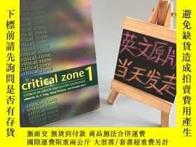 二手書博民逛書店critical罕見zone 1:A FORUM OF CHINESE AND WESTERN KONWLEDGE