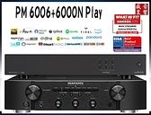 『門市有現貨』Audiolab 6000N Play 無線串流播放器 / Marantz PM6006 綜合擴大機 - 公司貨