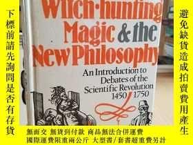 二手書博民逛書店Witch罕見Hunting, Magic and the Ne