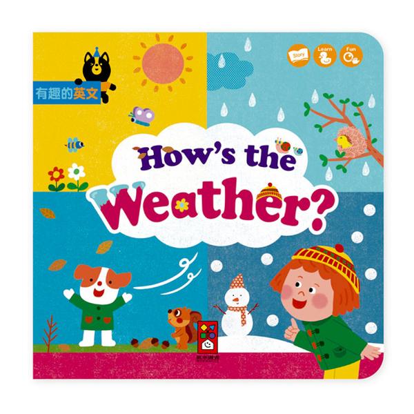 How's the Weather?(天氣如何?):有趣的英文