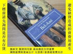 二手書博民逛書店法語原版罕見Bel-Ami 漂亮朋友Y246578 Guy De