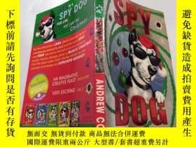 二手書博民逛書店Spy罕見Dog Secret Santa:間諜狗秘密聖誕老人.Y212829