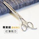 打薄剪刀 頂級不銹鋼 專業打薄剪 剪髮 ...