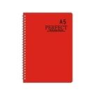 【奇奇文具】加新 25K 原色活頁筆記 (紅) 801YS25R (筆記簿/活頁筆記本/記事本)