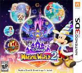 3DS 迪士尼神奇世界 2(美版代購)