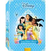 迪士尼公主典藏套裝 (二)-DVD 普通版(阿拉丁、風中奇緣、花木蘭、公主與青蛙、魔髮奇緣)