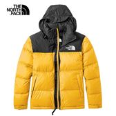 The North Face 1996Nuptse 羽絨外套 黃 NF0A496S70M【GO WILD】