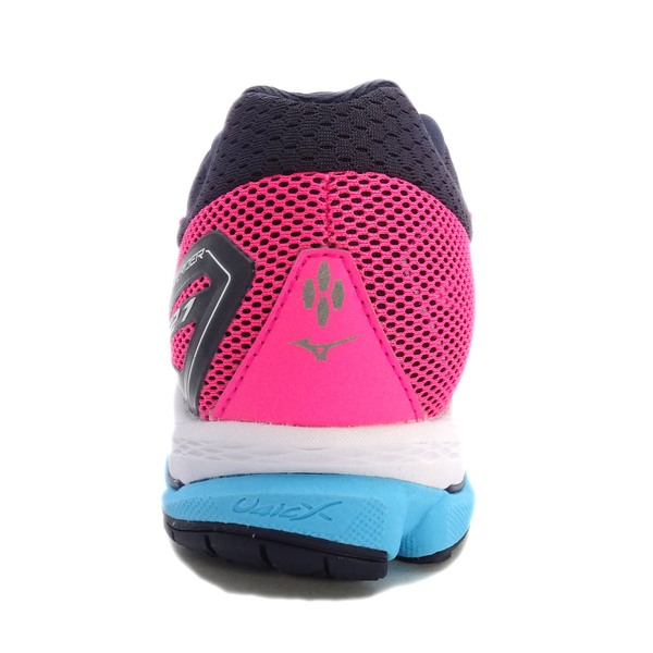 Mizuno Wave Rider 21 [J1GD180323] 女鞋 運動 慢跑 路跑 馬拉松 避震 美津濃 粉紅